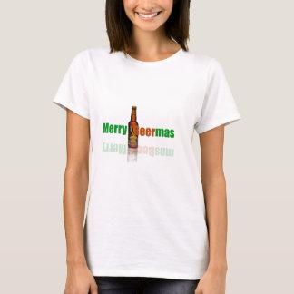 メリーなBeermas Tシャツ