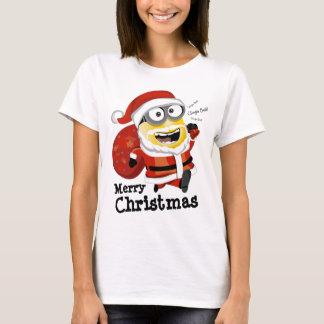 メリーなChristmas_Minion Tシャツ