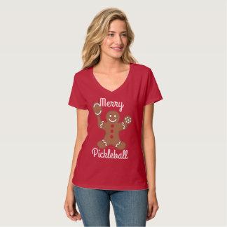 メリーなPickleball Tシャツ