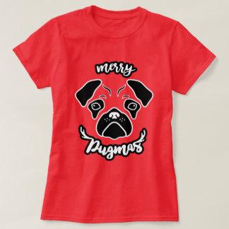 メリーなPugmas! Tシャツ