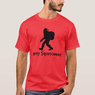 メリーなSquatchmas! Tシャツ