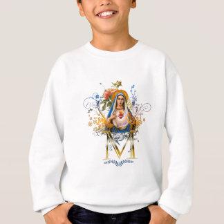 メリーの完全なハート スウェットシャツ