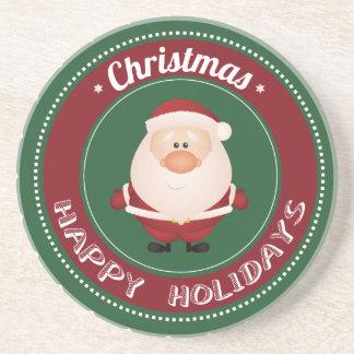 メリークリスマスおよび明けましておめでとう コースター