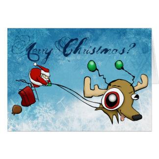 メリークリスマスか。 カード