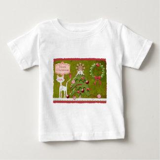 メリークリスマスのつまらないもの ベビーTシャツ