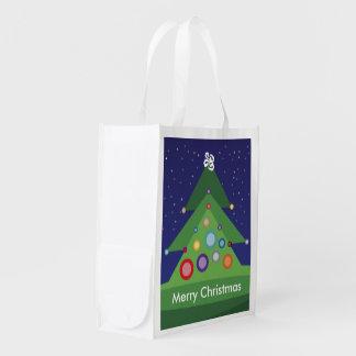 メリークリスマスのエコバッグ エコバッグ