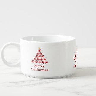 メリークリスマスのカニ チリボウル