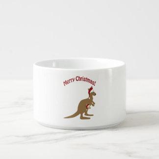 メリークリスマスのカンガルー チリボウル