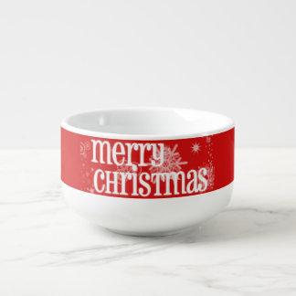 メリークリスマスのスープボウル スープマグ