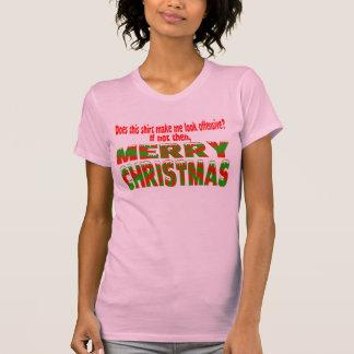 メリークリスマスのワイシャツ Tシャツ