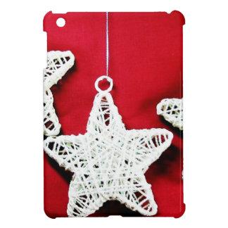 メリークリスマスの休日のお祝いサンタクロース iPad MINIカバー