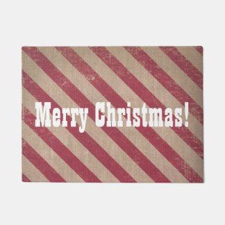 メリークリスマスの休日の歓迎のドア・マット ドアマット