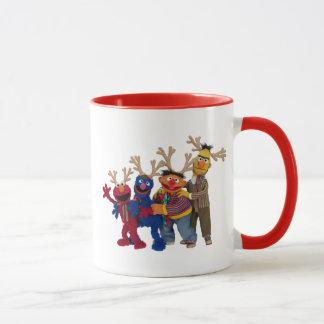 メリークリスマスの友達 マグカップ