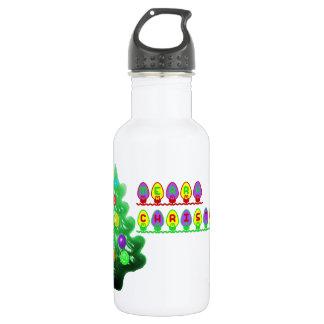 メリークリスマスの木 ウォーターボトル