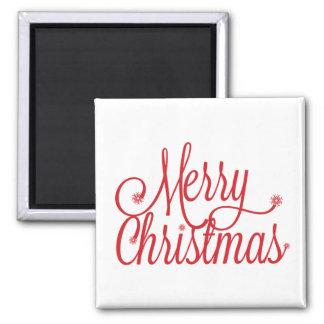 メリークリスマスの磁石 マグネット
