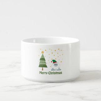メリークリスマスの雪男 チリボウル