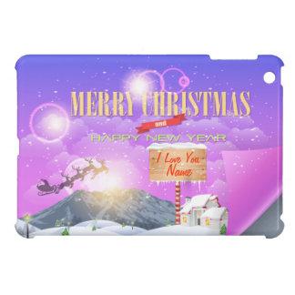 メリークリスマスのiPad Miniケース iPad Miniケース