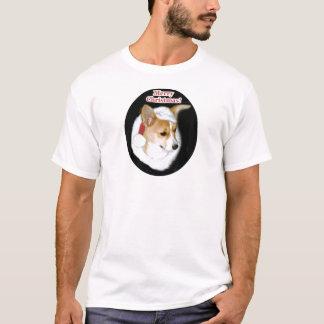 メリークリスマスのPippinの楕円形 Tシャツ