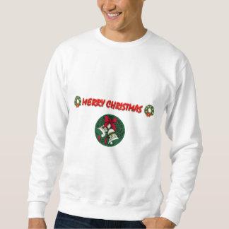 メリークリスマスのTシャツ スウェットシャツ