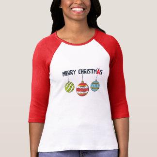 メリークリスマスのTシャツ Tシャツ