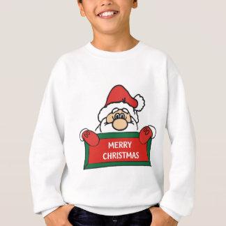 メリークリスマスサンタクロース スウェットシャツ