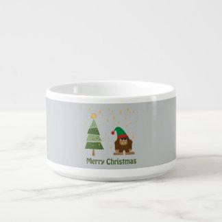 メリークリスマスビッグフット チリボウル