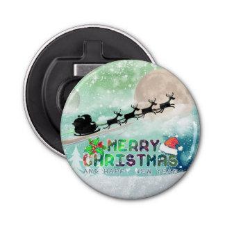 メリークリスマス及び明けましておめでとう|の栓抜き 栓抜き