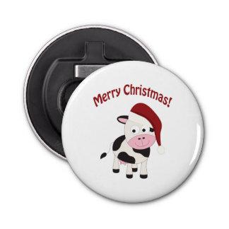 メリークリスマス牛 栓抜き