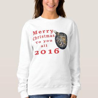 メリークリスマス2016年 スウェットシャツ