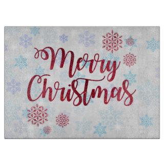 メリークリスマス2 カッティングボード
