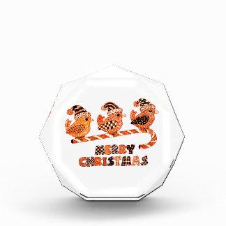メリークリスマス2 表彰盾