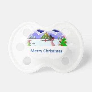 メリークリスマス おしゃぶり