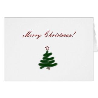 メリークリスマス…ただそれだけ。 カード