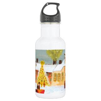 メリークリスマス ウォーターボトル