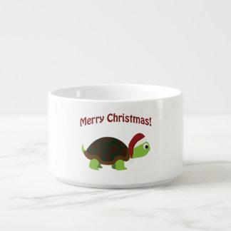 メリークリスマス! カメ チリボウル