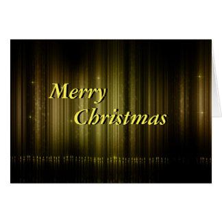 メリークリスマス カード