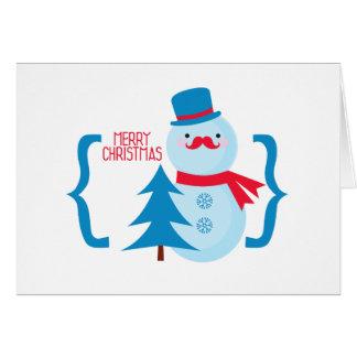 メリークリスマス! カード