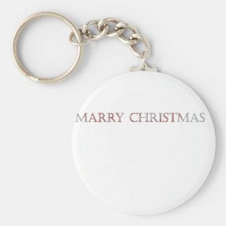 メリークリスマス キーホルダー