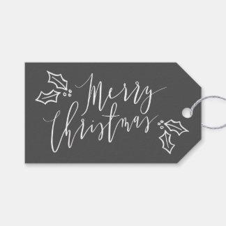 メリークリスマス ギフトタグ