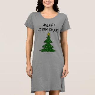メリークリスマス。 クリスマスツリー ドレス