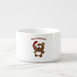 メリークリスマス! サンタくま チリボウル