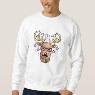メリークリスマス スウェットシャツ