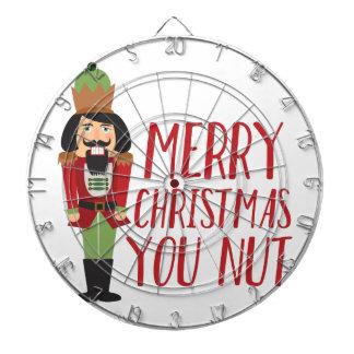 メリークリスマス ダーツボード