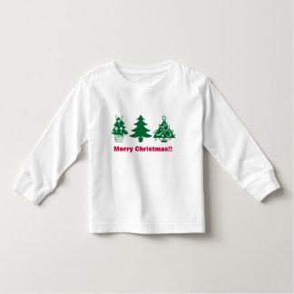 メリークリスマス!! トドラーTシャツ