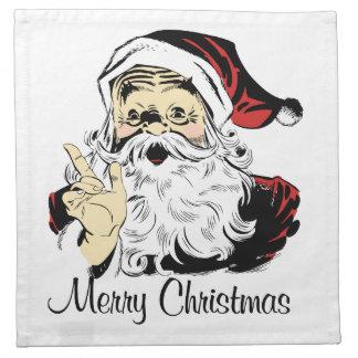 メリークリスマス ナプキンクロス