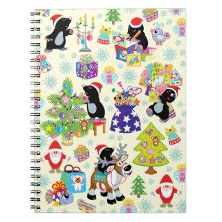 メリークリスマス ノートブック