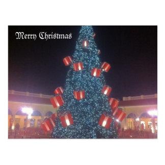メリークリスマス ポストカード