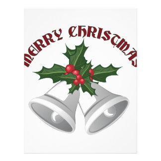 メリークリスマス レターヘッド