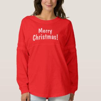 メリークリスマス! 女性の精神ジャージー