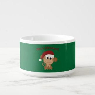 メリークリスマス! 猿 チリボウル